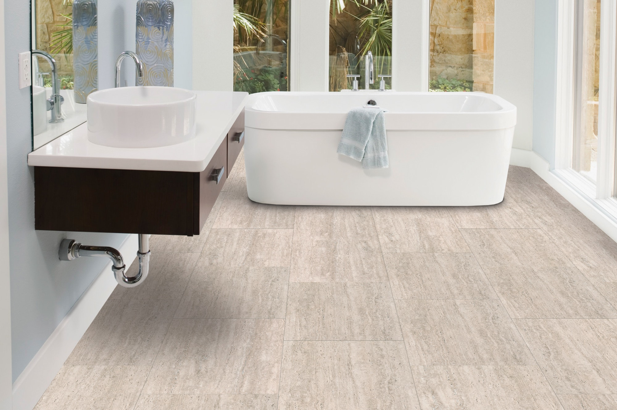 ULTRA CERAMIC / VINYL TILE | Toma Fine Floors